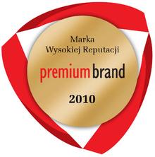 Godło Premium Brand